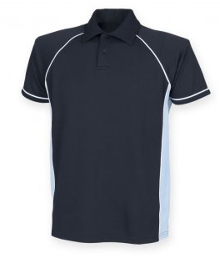 F H Performance Piped Polo result